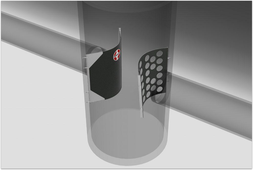 The Preserver™ 3-D Rendering